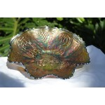 Carnival Glass bowl -