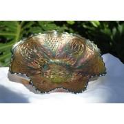 Carnival Glass bowl -